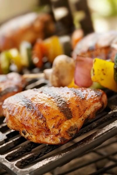 Photo of BBQ Chicken à la Moscato
